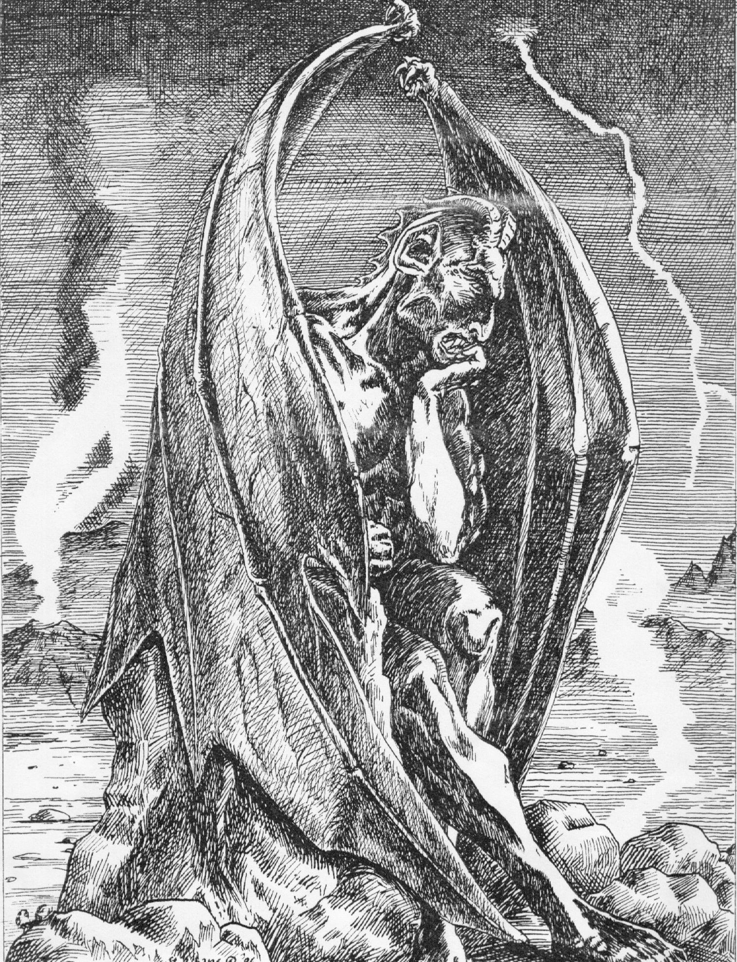 bible coloring pages lucifer - photo#32
